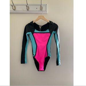 Onepiece Longsleeve Swimsuit